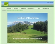 Bild AEVU - Allgemeiner europäischer Verbund für Umweltschutz e.V.