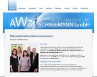 Bild Ärztewirtschaftszentrum Schneemann GmbH