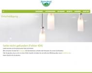 Bild Webseite Bayernland eG Nürnberg