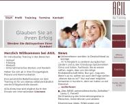 Bild AGIL - Aktionsgruppe intensives Lernen für Verkauf und Führung GmbH