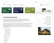 Website agrar-projekt