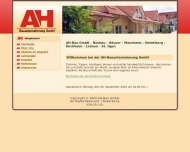 Bild AH Bau GmbH