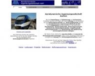 Aerodynamische Ingenieurgesellschaft mbH Aachen Experimentelle und numerische Str?mungsuntersuchunge...