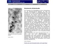 Website AIA Aerodynamische Ingenieurgesellschaft
