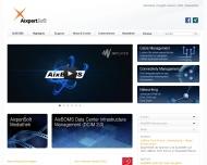 Bild Webseite AixpertSoft Aachen