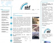 Bild Webseite akf handling Hamburg