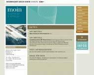 Bild Webseite Akademischer Segelverein Hamburg Hamburg