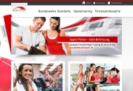Bild Webseite Aktiv Fitness Dresden