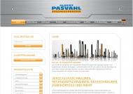 Bild Webseite Albert Pasvahl ( Hamburg