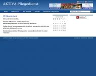 Bild AKTIVA - häusliche Kranken- und Seniorenpflege GmbH