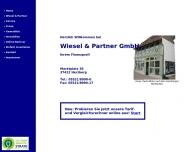 Bild Wiesel & Partner Immobilien- und Assecuranzmakler GmbH