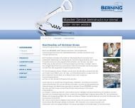 Website Alfred Berning