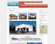 Bild F & S Bau GmbH Werratal