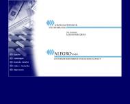 Bild ALEGRO GmbH Wirtschaftsprüfungsgesellschaft