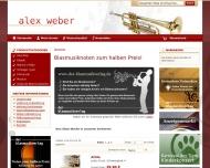 Bild Alex Weber Der Blasmusikverlag UG (haftungsbeschränkt)