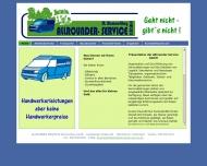 Bild Webseite Allrounder - Service M. Mummelthey Berlin