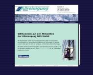 Bild Webseite Allreinigung GKS Meckenheim