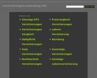 Bild Webseite Allianz-Arzmiller Inh. Thomas Arzmiller Nürnberg