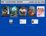 Bild Webseite Alhambra-Lichtspiele Rolf Theile Darmstadt