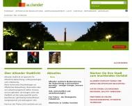 Bild Alliander Stadtlicht Rhein-Ruhr GmbH