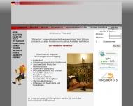 Bild Webseite ALPENHOF Hotel- u. Gaststättenbetriebe Augsburg