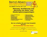 Bild Bernd Albern Elektro-Installations-Anlagen GmbH