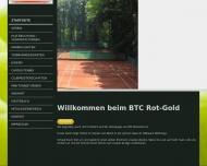 Bild Webseite Berliner Tennis-Club Rot-Gold Berlin
