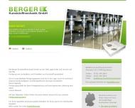 Bild Berger Kunststofftechnik GmbH