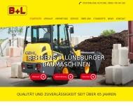 Bild Behrens + Lüneburger Baumaschinen (GmbH & Co) KG