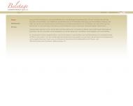 Bild Webseite Beletage Immobilienkultur Berlin