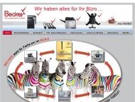 Bild Becker Büroorganisation GmbH