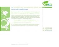 Bild Webseite BED BüroEilDienst e.Kfr. Heidemarie Heckel Konstanz