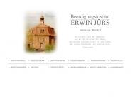 Bild Beerdigungsinstitut Erwin Jürs