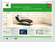 Bild Webseite Böcker-Wohnimmobilien Düsseldorf