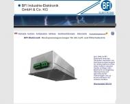 Bild BFI Industrie-Elektronik GmbH & Co. KG