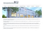 Bild BGI Beratungsgesellschaft für Informationstechnologie mbH