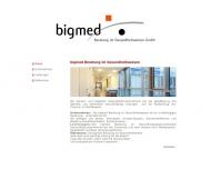 Bild bigmed Beratung im Gesundheitswesen GmbH