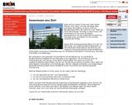 Website BKM ImmobilienService