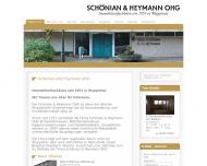 Sch?nian Heymann oHG - Immobilienfachb?ro - Hausverwaltung - Makler in Wuppertal