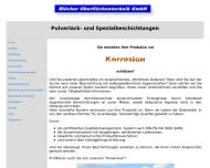 Bild Blöcher Oberflächentechnik GmbH