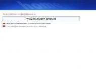 Bild Webseite Brainstorm München