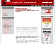 Bild Brandschutz Weber GmbH