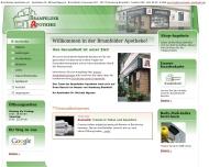 Bild Webseite Bramfelder Apotheke Ulrike Neidhardt-Engel e.Kfr. Hamburg