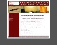 Bild B + P Braun + Partner Steuerberatungsgesellschaft mbH