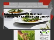 Bild Webseite BRB Betriebsrestaurant Besserer UG Stuttgart