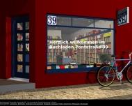 Bild Webseite Buchladen Pontstraße 39 Volkmar Matthias Thülen Aachen