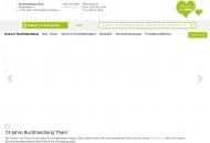 Bild Webseite Buchhandlung Thaer Inhaber Walter Hanemann Berlin