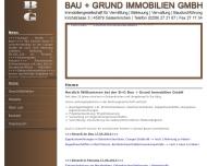 Bild B + G Bau + Grund Immobilien GmbH