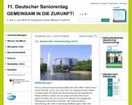 Bild Bundesarbeitsgemeinschaft der Senioren-Organisationen (BAGSO) e.V.