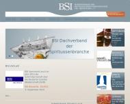 Bild Bundesverband der Deutschen Spirituosen-Industrie (BSI)